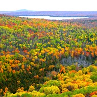 USA Today readers say Michigan's Upper Peninsula has the nation's best fall colors