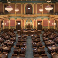 Outgoing Michigan GOP is attempting to strip power from incoming Dems