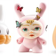 You can design your own vinyl toys at Cranbrook this weekend