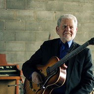Jazz guitarist Ron English celebrates life on new record