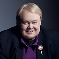 Comedian Louie Anderson on 'Baskets' and why you should talk to your mother (dead or alive)