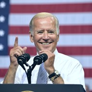 <i>New York Times</i>: Joe Biden campaigned for Michigan Republican ahead of midterms