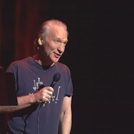 'Real Time' comedian Bill Maher heads to Detroit's Fox Theatre this summer