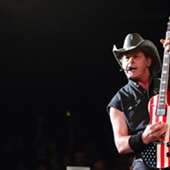 King of the asshats, Ted Nugent will perform in metro Detroit as part of latest tour