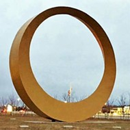 Sterling Heights holds naming contest for its shiny new 'Golden Butthole'