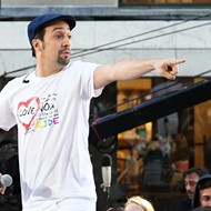 'Hamilton' creator crashes Detroit performance