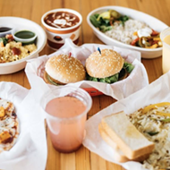Vegetarian Indian fusion restaurant Veg-O-Rama opens next week in Canton