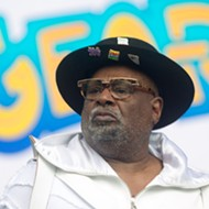 George Clinton will bring a final round of funk to metro Detroit for farewell tour
