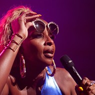 Mary J. Blige and Nas are co-headlining DTE Energy Music Theatre this summer