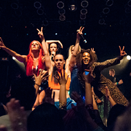 What we really, really want is to see the Spice Girls tribute at Magic Bag