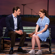 Tony Award-winning musical 'Waitress' serves a heartwarming slice of redemption at the Fisher Theatre