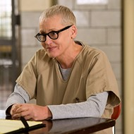 Lori Petty reflects on <i>Tank Girl</i>, Jennifer Lawrence, and that <i>Game of Thrones</i> coffee cup