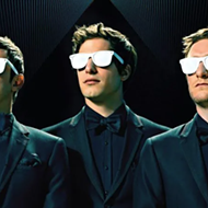 The Lonely Island guys might wag their boxed boners around at the Fox Theatre
