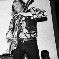 Unleash your inner heathen for a night of art punk with Timmy's Organism at UFO Factory