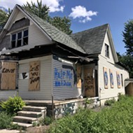 Vacant house where suspected Detroit serial killer lived and murdered is open for more predators