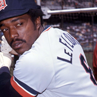 Ron LeFlore's unlikely journey from prison to the Detroit Tigers honored 45 years after his big-league debut