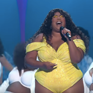 Detroit's Lizzo brought a big ol' inflatable ass to her good as hell MTV VMAs performance