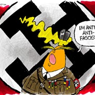 The anti-anti-fascist