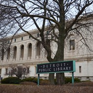 Detroit Public Library just waived all late fees