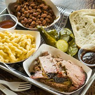 Shark's BBQ in Troy attains barbecue perfection with trial by fire