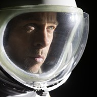 Brad Pitt's star is bright in 'Ad Astra'