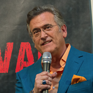 'Evil Dead' daddy Bruce Campbell returns to metro Detroit for evening of storytelling