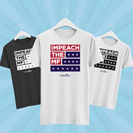 Rep. Tlaib's re-election campaign is selling 'Impeach the MF' T-shirts