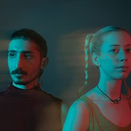 Detroit synth duo Torus Eyes look within for debut EP