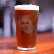 Michigan brewery reminds us that Jeffrey Epstein probably didn't kill himself