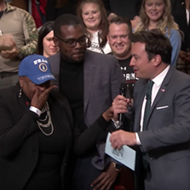 Jimmy Fallon presents Michigan veteran with $50,000