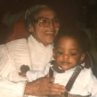 Twitter loses it over 'historical flex' after Detroit native posts throwback photo with Rosa Parks