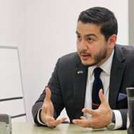 Abdul El-Sayed returns the favor, endorses Bernie Sanders