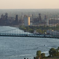 Potential uranium spill in Detroit River alarms residents, environmental groups