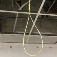 Detroit police investigate possible noose found hanging in precinct lobby