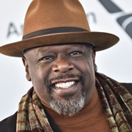 King of Comedy, Cedric the Entertainer, heads to Detroit's Sound Board