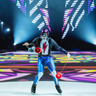 Cirque du Soleil's 'AXEL' is a rock 'n' roll circus headed to Detroit's Little Caesars Arena