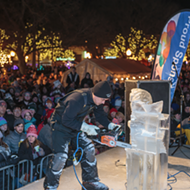Queen Elsa has nothing on the 38th Annual Plymouth Ice Festival returning this weekend