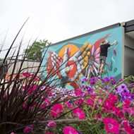 Murals in the Market fest announces artists, presents new Meggs painting