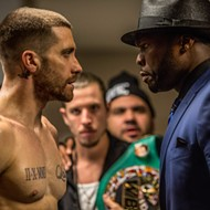 'Southpaw' isn't quite a knockout