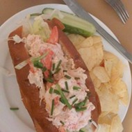 What's for lunch: It's Lobster Week at Mudgie's