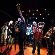 Rebirth Brass Band brings New Orleans sound to Ferndale's Magic Bag