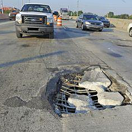ICYMI: 'Nation's largest pot hole' crops up on I-75 near Detroit