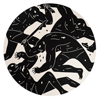 Cleon Peterson returns to Michigan for solo show