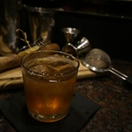 Bottom's up with new fall cocktails at The Oakland