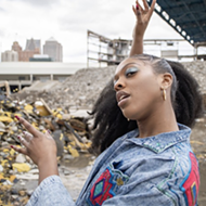 Detroit singer SuperCoolWicked shines on 'High Gloss'