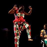 Fatou-Seydi Sarr traveled halfway around the world to find African dance in Detroit