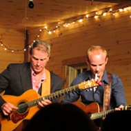 Show review: Loren and Mark at Ford Community and Performing Arts Center, September 18