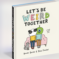 Authors of supercute relationship book  'Let's Be Weird Together' visit Ferndale's Drifter Coffee