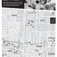 Check off your stops on the Dine Drink Detroit checklist