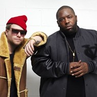 Run the Jewels plays ROMT on Saturday, Oct. 24